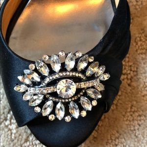 Badgley Mischka heels size 8.5
